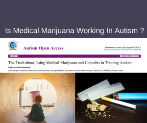 Autism And Medical Marijuana